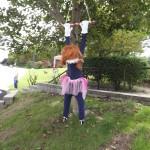 Swinging Acrobat!