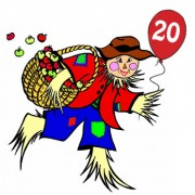 Scarecrow logo_20th (1)