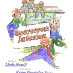 Scarecrow Invasion Cover