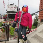 Skiing at Meaford Hall
