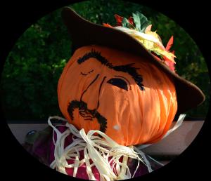 Helen's Scarecrow
