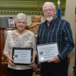 Bill & Trina Inglis special acknowledgment